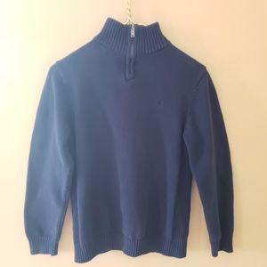 CALVIN KLEIN Boys QuarterZip Sweater